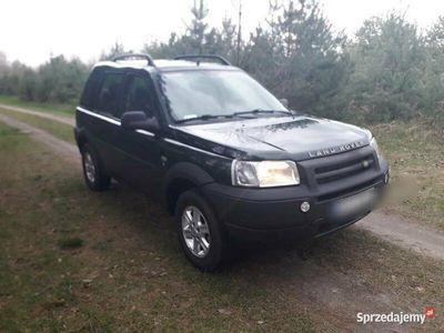 używany Land Rover Freelander 1,8