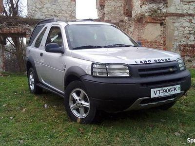 używany Land Rover Freelander GAZ
