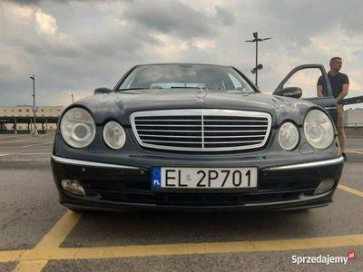używany Mercedes E320 Klasa E Mercedes Benz W211Avantgarde