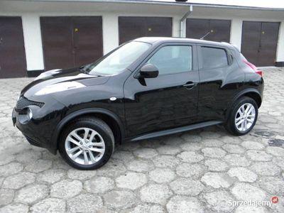 używany Nissan Juke 1,6 16V NAVI KAMERA Tempomat ALU 17 Gwarancja