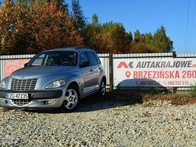 używany Chrysler PT Cruiser 2.0i 141KM 87 tys km, 1 wł, b.dobry stan