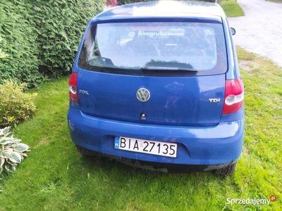 używany VW Fox 1.4 TDI
