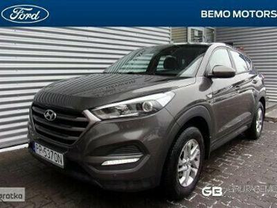 używany Hyundai Tucson III 1.6 GDI Benzyna 132KM Czujniki Bluetooth DBC Gwarancja Salon PL ASO