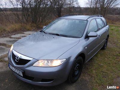używany Mazda 6 Kombi 2.0 Diesel zadbana