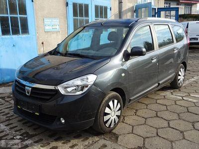 używany Dacia Lodgy 2015 KLIMA 1.5 DCI NAWIGACJA CENA NETTO