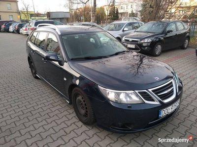 używany Saab 9-3 Kombi TiD 150km 2008r polift zarejestrowany