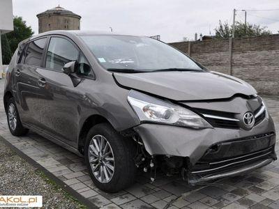 używany Toyota Verso 1.6dm 112KM 2017r. 46 200km