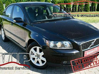 używany Volvo S40 1,8b DUDKI11 Klimatronic,Navi,Serwis,Hak,kredyt,GWARANCJA II (2004-)