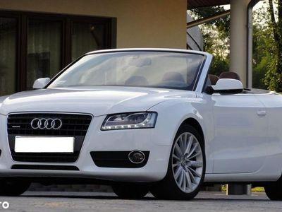 brugt Audi A5 Cabriolet