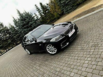 używany BMW 528 245km m-pakiet x-drive xenon skóra kamery 360 szyber alu pdc top F10 (2009-2017)