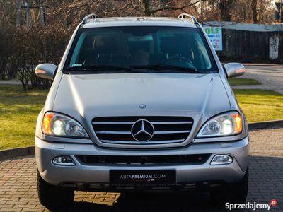 używany Mercedes ML400 W1634.0 CDI 250KM V8