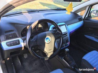 używany Fiat Grande Punto 1.4 6-biegów 2006r. 119tys/