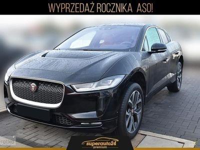 używany Jaguar I-Pace EV AWD (400KM) | HSE + Panorama + HUD + Zawieszenie pneumatyczne