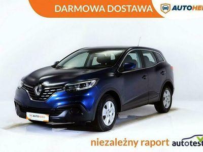 używany Renault Kadjar DARMOWA DOSTAWA, Klima auto, Kierownica wielofunkcyjna, I właściciel I (2015-)
