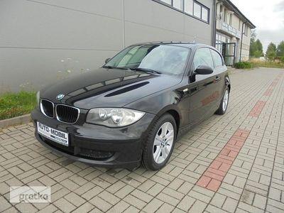 używany BMW 120 SERIA 1177KM, alufelgi,tempomat,klima,podgrz. siedzenia,PDC