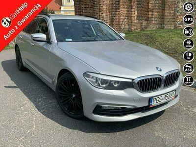 używany BMW 520 2dm 190KM 2017r. 148 000km