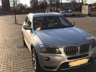 używany BMW X3 F25, 225KW