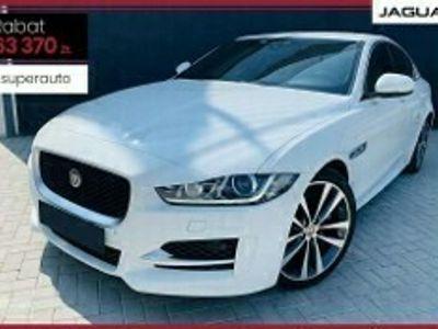 używany Jaguar XE I 2.0 i4D (180KM) | R-SPORT | + Meridian + Connect Pro + Nawigacja Pro