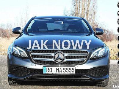 używany Mercedes E220 2.0 d* AMG *Avantgarde*Kamera*Asystent* LED *HiFi*Duża NAVI *Z Niemiec
