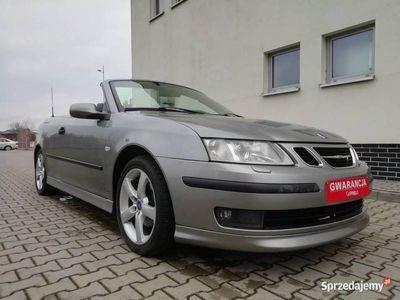 używany Saab 9-3 Cabriolet 2.0T Benzyna // // Navi // GWARANCJA //