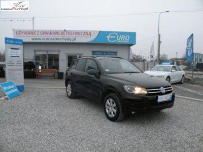brugt VW Touareg 3dm3 240KM 2011r. 225 000km Salon Polska 3.0 TDI 240 KM Automat