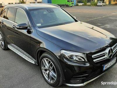 używany Mercedes 220 GLC4Matic AMG+Nawigacja+Kamera+PL+FV23%+1WŁ