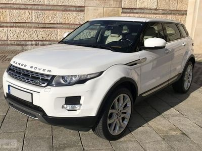 używany Land Rover Range Rover evoque 2.0 Si4, Olsztyn