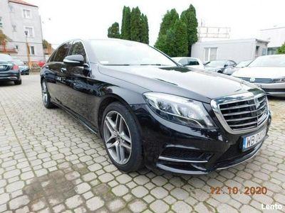 używany Mercedes S350 2.9dm 286KM 2017r. 104 307km