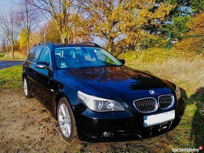 używany BMW 525 E61 D FULL OPCJA ZADBANY