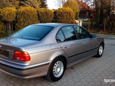 używany BMW 528 i LPG PRINS Stan kolekcjonerski