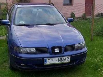 używany Seat Leon 1 2002 1.9 TDI 110 KM