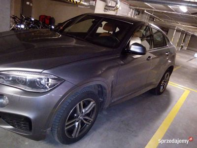 używany BMW X6