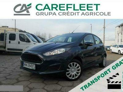 używany Ford Fiesta 1dm 100KM 2017r. 140 061km