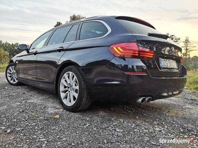 używany BMW 520 d F11!
