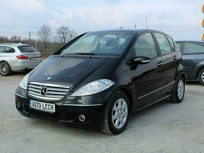 używany Mercedes A180 Gwarancja#Serwisowany# Skórzana kierownica W169 (2004-2012)