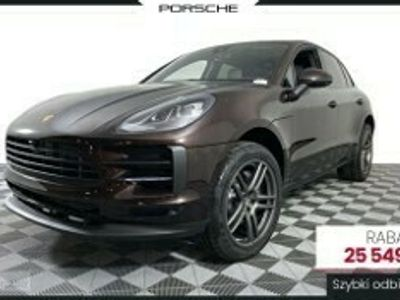 "używany Porsche Macan 2.0 (245KM)   Panorama + Felgi 20"""