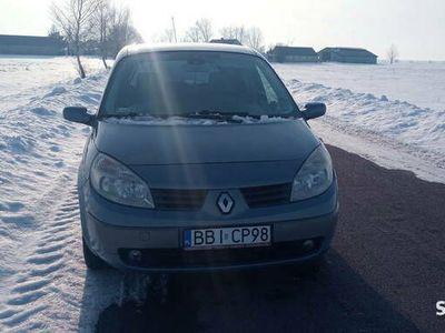 używany Renault Scénic II 2.0B+G Automat