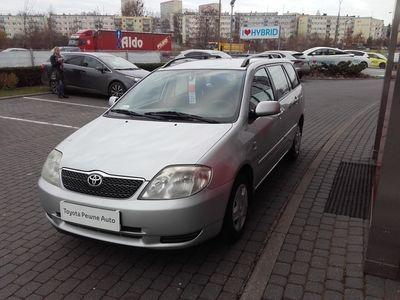 używany Toyota Corolla WG 1,6 Sol Benzyna, 2003 r.