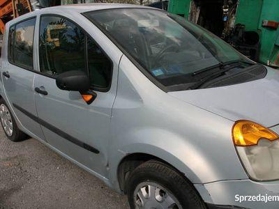 używany Renault Modus 2005