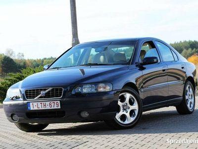 używany Volvo S60 2.4dm 131KM 2004r. 247 047km