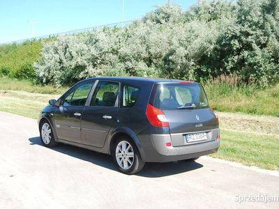 używany Renault Grand Scénic II Lift 1.9 DCi, 7 osobowy, Salon PL