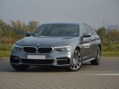 używany BMW 540 3dm 340KM 2017r. 8 000km