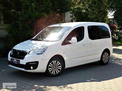 używany Peugeot Partner II 1.6 HDI-100KM Tepee Salon Polska! Zadbany! I rej 2017