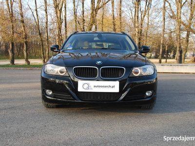 używany BMW 318 Seria 3 Salon Polska, D, II Właściciel, Garażowana