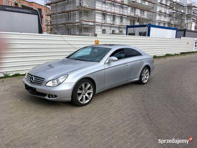 używany Mercedes CLS550 388 km