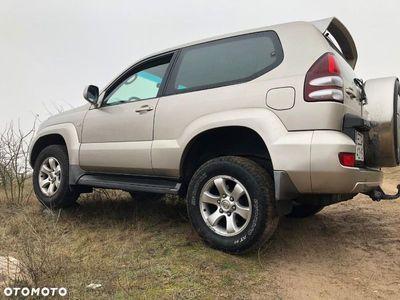 używany Toyota Land Cruiser IV