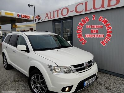 używany Fiat Freemont 2.0 mjt 16V 170 KM 4x4 7 Osób Navi PL Klimatronic Skóry Alpine Aut., Gniezno