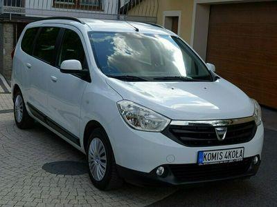 używany Dacia Lodgy 1.2dm 115KM 2013r. 95 000km
