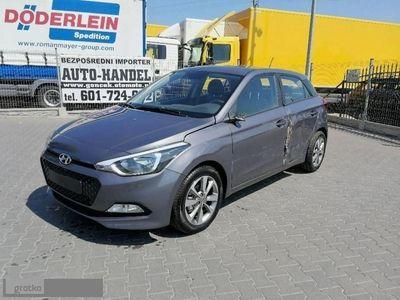 używany Hyundai i20 1.4dm 100KM 2017r. 9 000km