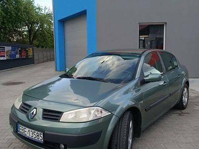 używany Renault Mégane II 1.6 Benzyna 2004 bdb stan techniczny